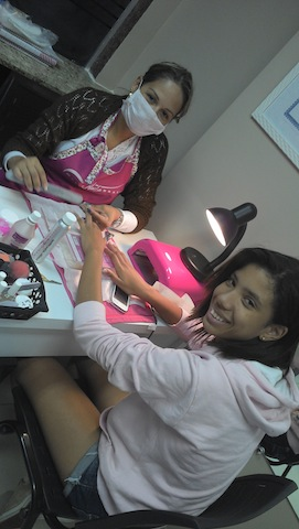 Curso de porcelana Magic Nails