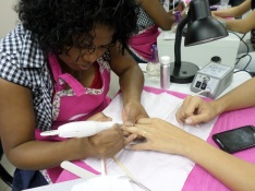 Curso de unhas de porcelana Magic Nails