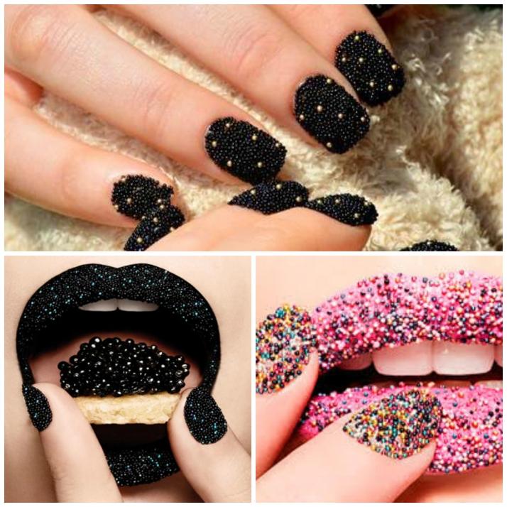 Unhas de caviar - 3