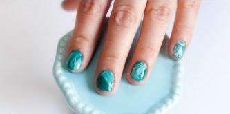 Water-Marble-Nail